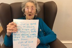Care Home Chesterfield - DFmessage