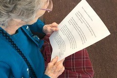 Letters to nursing home Chesterfield residents - DFletter