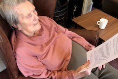 Letters to nursing home Chesterfield residents - GB5letter