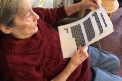 Letters to nursing home Chesterfield residents - HWletter