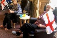 St Georges day care home in Chesterfield