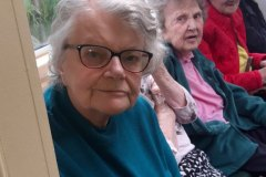 Residents boat trip, care home in Hyde