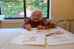 Activities at our care home in Hyde
