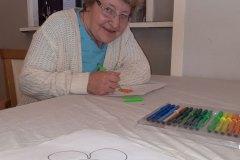 Nursing home Hyde - colouring