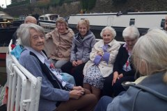 Residential Care Home Hyde, boat trip