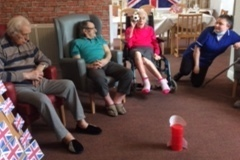 D-Day celebrations care home Rotherham