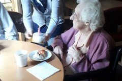 doreens birthday care home Chesterfield