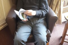 garry reading care home Chesterfield