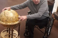 john globe care home Chesterfield
