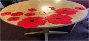 care home Chesterfield Remembrance Day