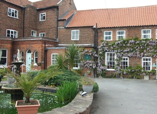 Morton Manor care homes Gainsborough