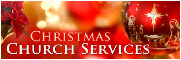 Christmas church service care home Chesterfield