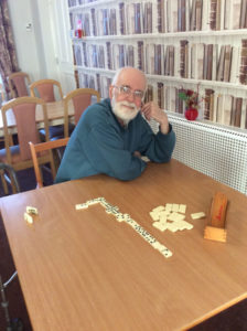 dominoes activities Rotherham care home