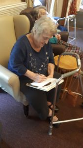 Liz letter - care home Chesterfield