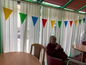 conservatory care home Chesterfield