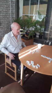 dominoes nursing home Chesterfield
