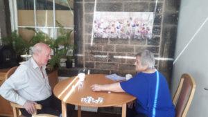 dominoes nursing home Chesterfield