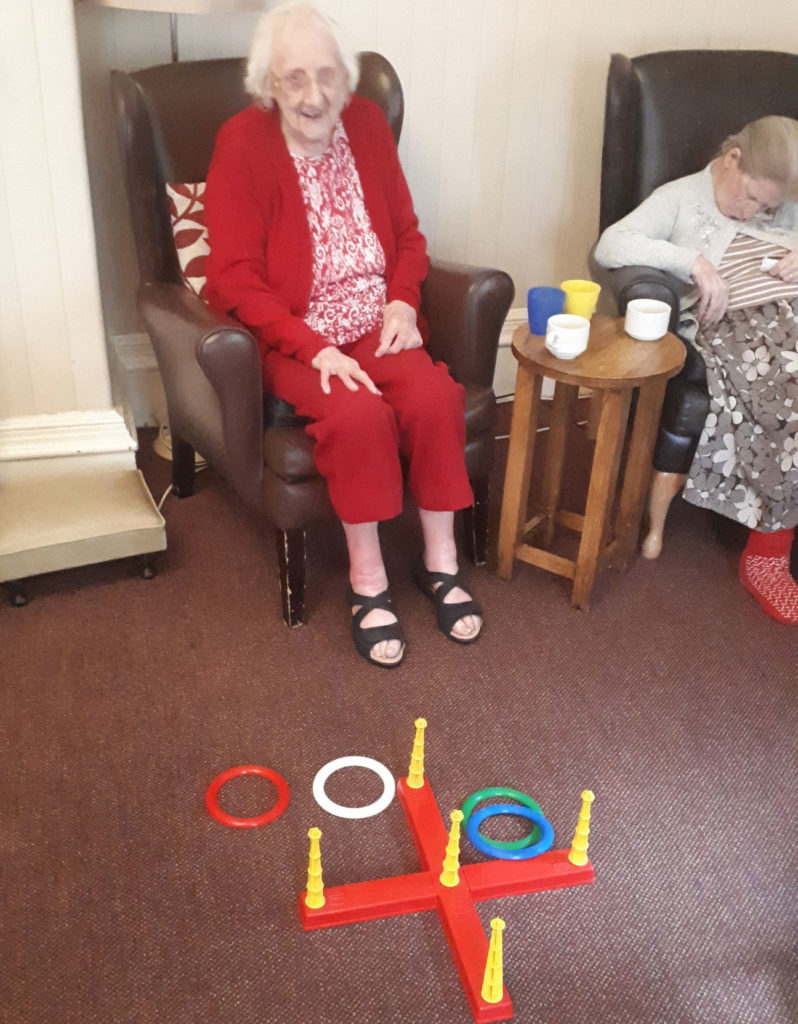 hoopla competition care home Chesterfield