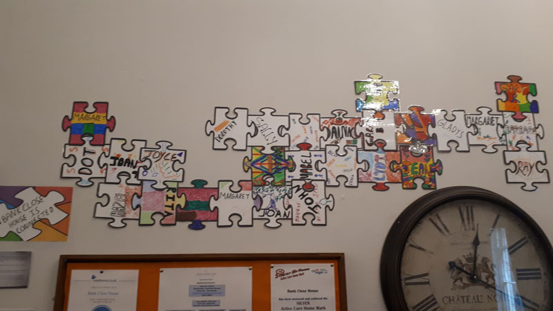 puzzle residential care home Chesterfield