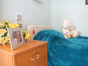 Charnley house nursing care home Hyde bedroom