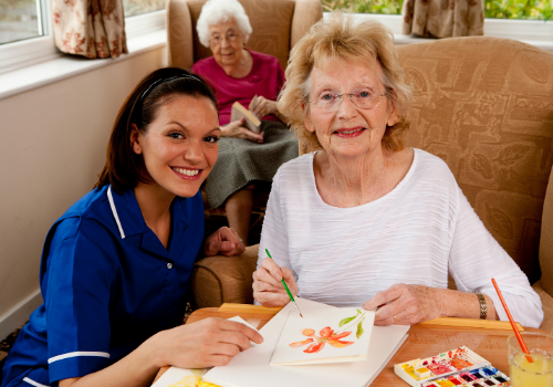 how to choose a care home